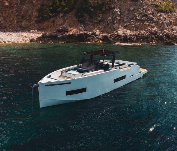 New De Antonio D50 Sports Cruiser Boat For Sale