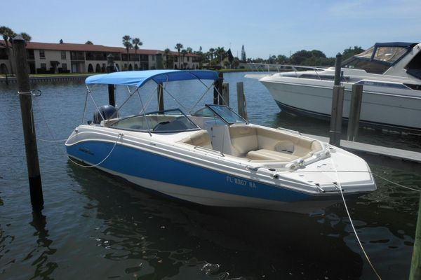 Used Nauticstar 243 Bowrider Boat For Sale