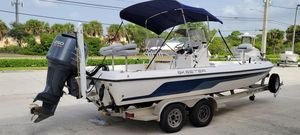 Used Skeeter ZX 22V Saltwater Fishing Boat For Sale