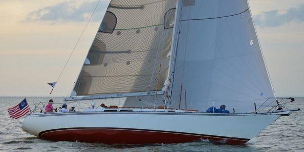 Used Capital Newport 41 Cruiser Sailboat For Sale