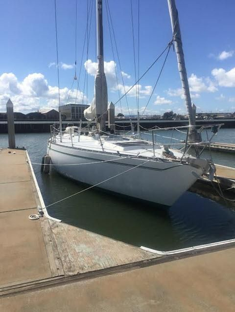 Used Ericson Ocean Racer 46 Racer and Cruiser Sailboat For Sale
