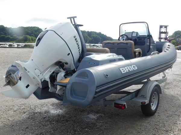New Brig Eagle Luxury 6H Inflatable Boat For Sale