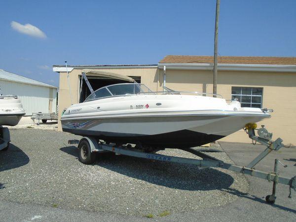 Used Starcraft Aurora 2010 OB Deck Boat For Sale