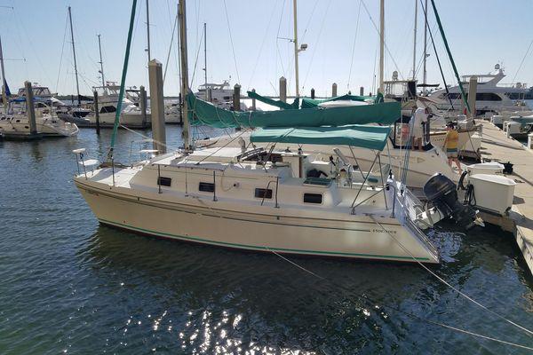Used Endeavour Endeavourcat Catamaran Sailboat For Sale
