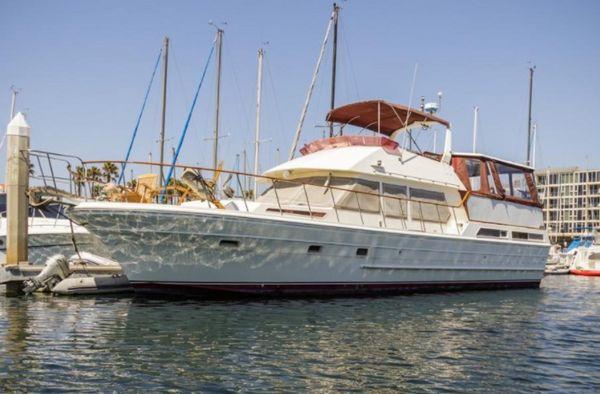 Used Kha Shing Motoryacht Aft Cabin Boat For Sale