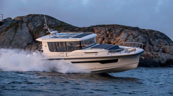 New Nimbus C11 Cruiser Boat For Sale
