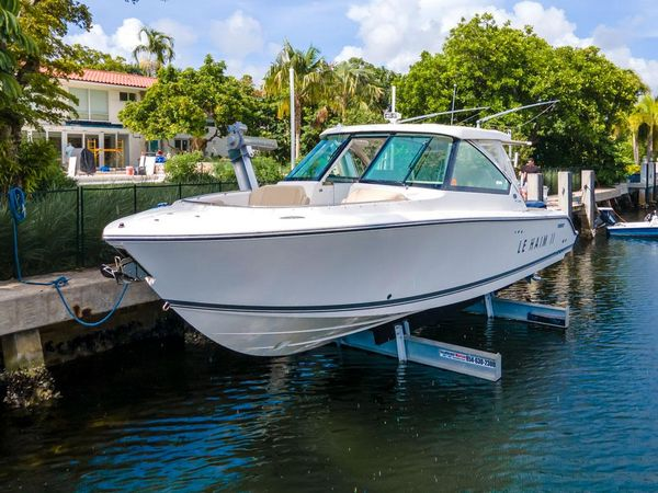 Used Pursuit DC 325 Cruiser Boat For Sale
