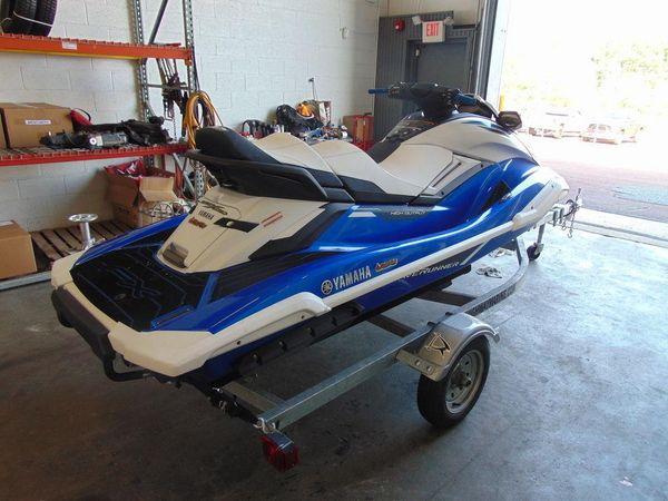 New Yamaha Waverunner FX CRUISER® HO Personal Watercraft Boat For Sale