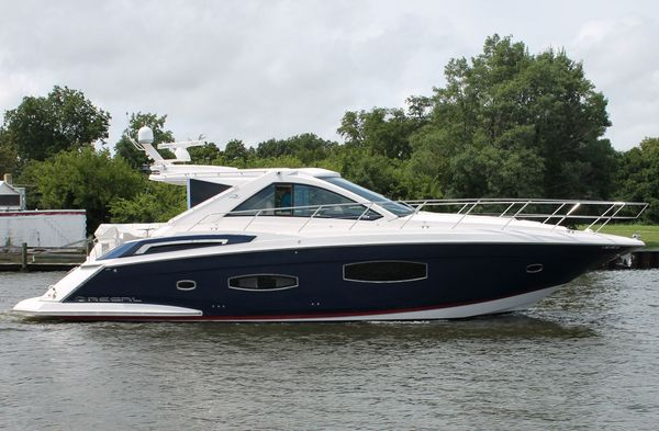 Used Regal 53 Sport Coupe Motor Yacht For Sale