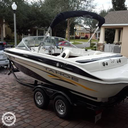 Used Tahoe Q6 Ski and Fish Bowrider Boat For Sale