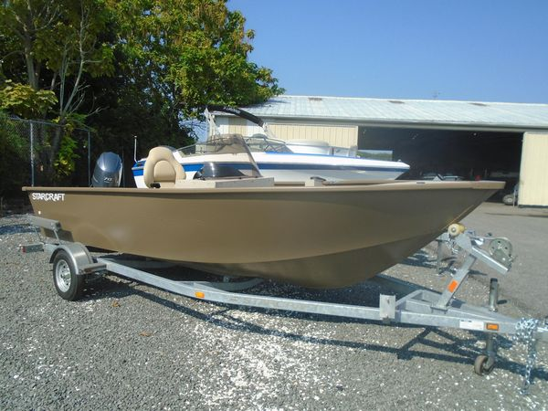 New Starcraft Freedom 160 SC Utility Boat For Sale