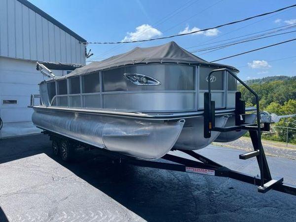 Used Bentley Pontoons Elite 223 Admiral Pontoon Boat For Sale