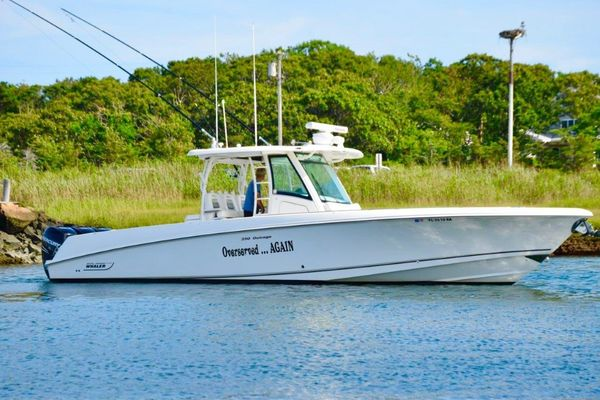 Used Boston Whaler Outrage Sports Fishing Boat For Sale