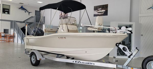 Used Pioneer 180 Sportfish Sports Fishing Boat For Sale