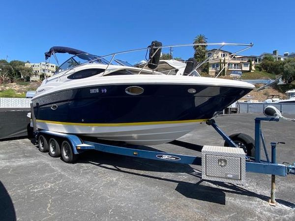 Used Regal 2565 Window Express Power Cruiser Boat For Sale