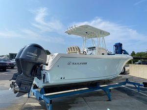 Used Sailfish 242 Center Console Fishing Boat For Sale