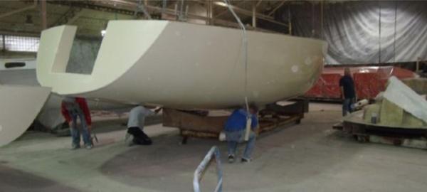 New Tartan 365 Motorsailer Boat For Sale