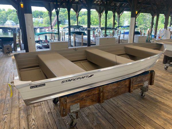 New Starcraft 12 SEALITE TS Ski and Fish Boat For Sale