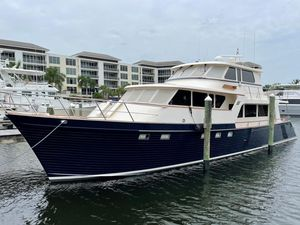 Used Marlow 70E-CB Trawler Boat For Sale