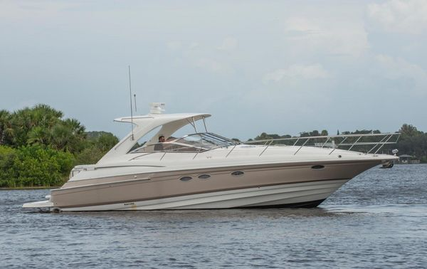 Used Regal 4260 Express Cruiser Boat For Sale