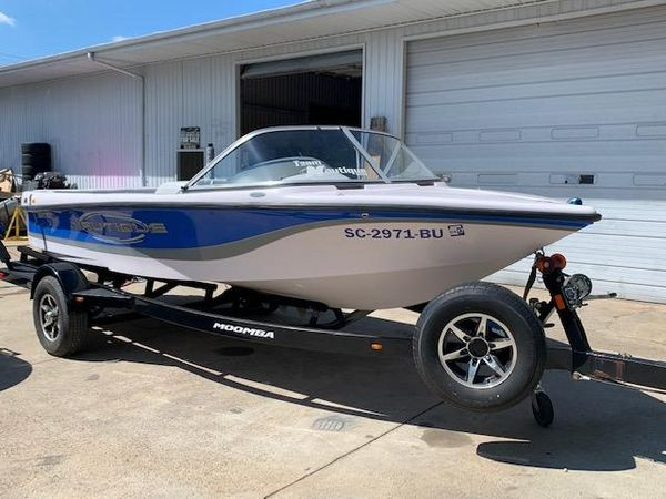 Used Correct Craft Ski Nautique 196 High Performance Boat For Sale