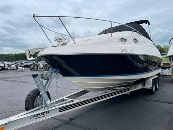 Used Regal 2465 Commodore Power Cruiser Boat For Sale