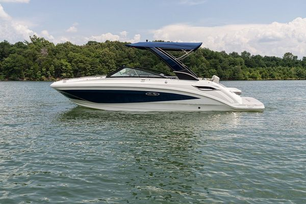 Used Sea Ray 250SDX Express Cruiser Boat For Sale