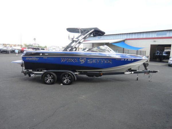 Used Malibu Wakesetter Lsv 23 Bowrider Boat For Sale