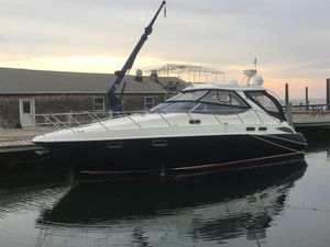 Used Sealine 42 Sport Coupe Cruiser Boat For Sale