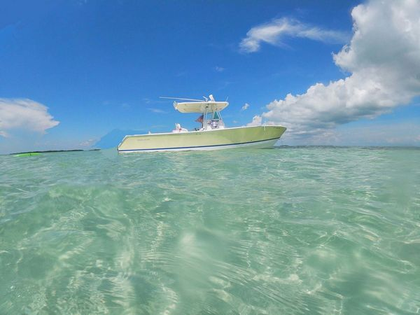 Used Regulator 32FS Center Console Fishing Boat For Sale