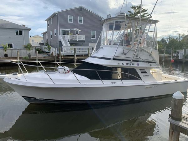Used Blackfin Convertible Fishing Boat For Sale