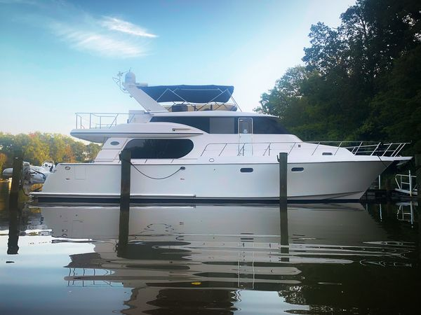 Used Symbol 54 Pilothouse Boat For Sale