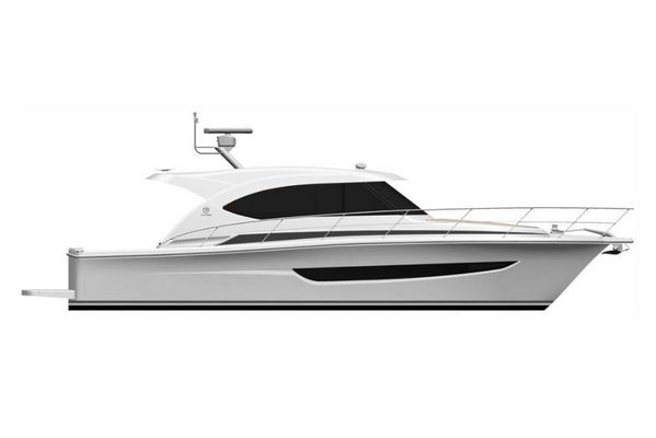 New Riviera 395 SUV Motor Yacht For Sale