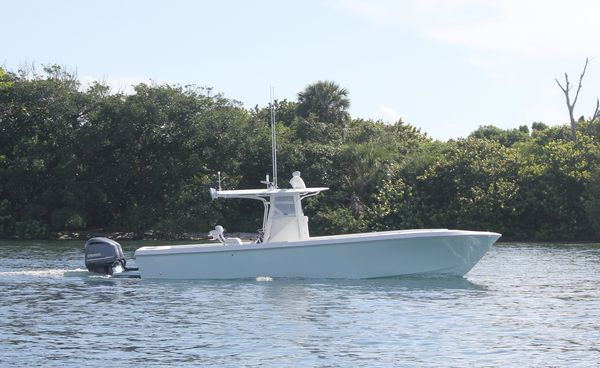 Used Competition Center Console Fishing Boat For Sale
