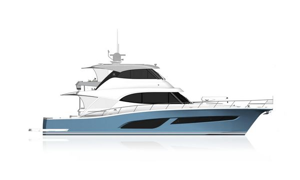 New Riviera 64 Sports Motor Yacht Motor Yacht For Sale