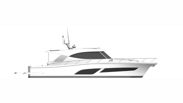 New Riviera 505 SUV Motor Yacht For Sale
