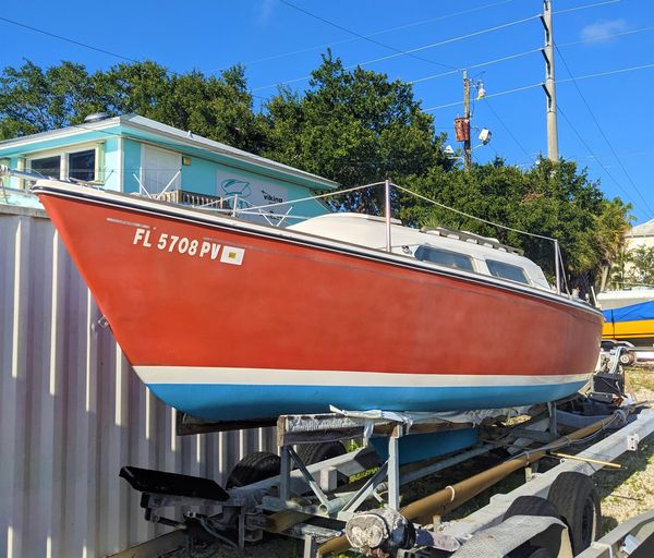 Used O'day 22 Sloop Sailboat For Sale