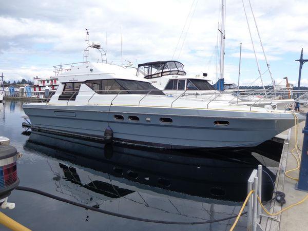 Used Princess Flybridge Motoryacht Cruiser Boat For Sale