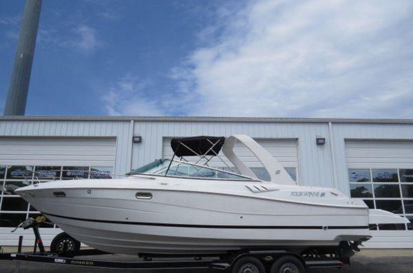 Used Four Winns 285 Sundowner Cuddy Cabin Boat For Sale