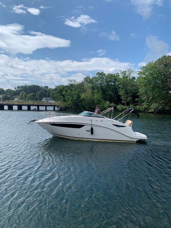 Used Sea Ray 260 Sundancer Express Cruiser Boat For Sale