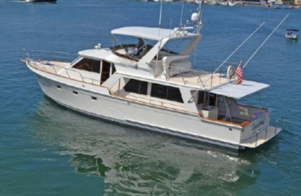 Used Offshore Yachts 55 Pilothouse Motor Yacht For Sale