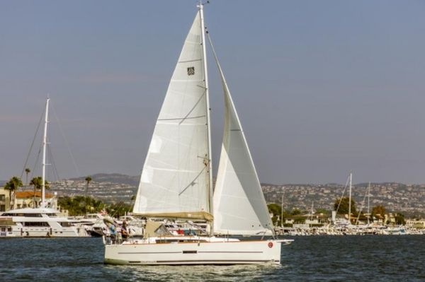 Used Dufour 360 Racer and Cruiser Sailboat For Sale
