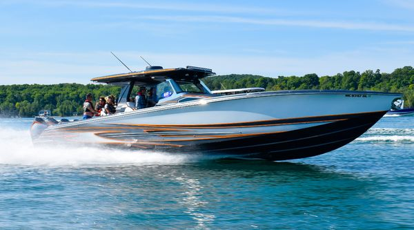 Used Nor-Tech 450 Sport Center Console Boat For Sale