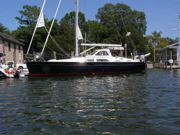 Used Moody 46 Cutter Sailboat For Sale