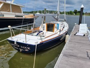 Used Alerion 28 Cruiser Sailboat For Sale