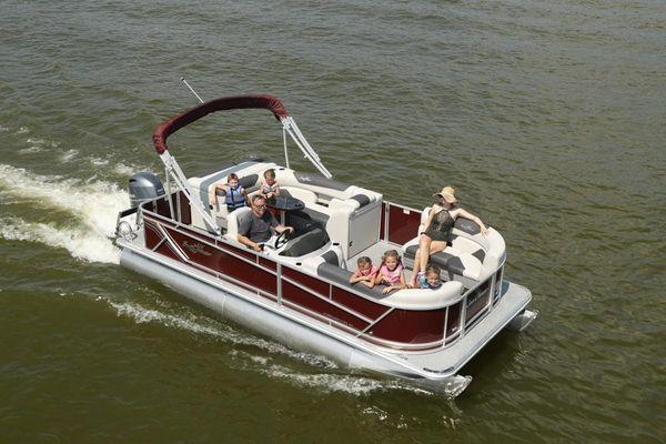 New Sunchaser Geneva 20CRS Pontoon Boat For Sale