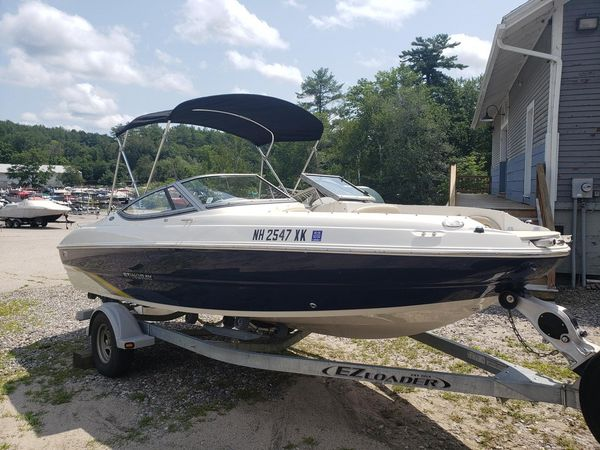 Used Stingray 198LX Express Cruiser Boat For Sale