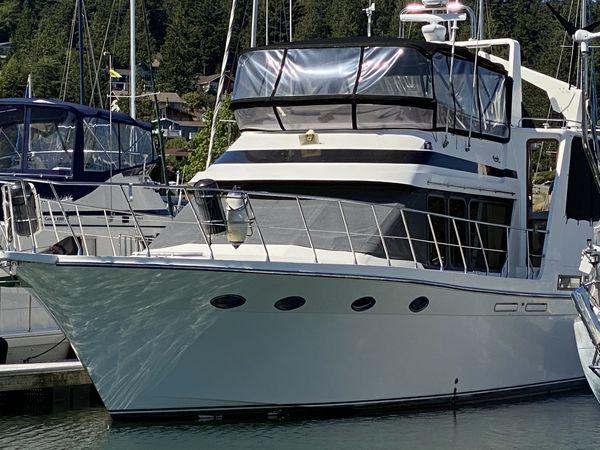 Used Custom Hyundai Elegant MK VI Motor Yacht For Sale