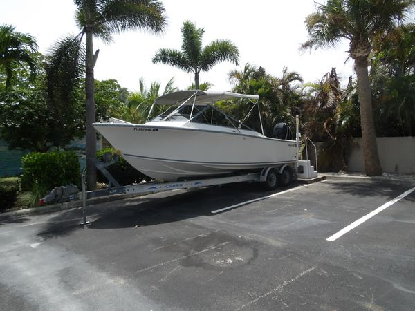 Used Seacraft Runabout Boat For Sale