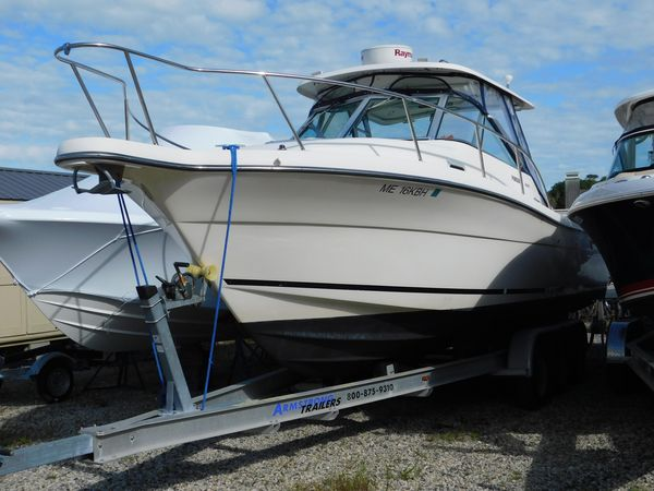 Used Pursuit 28 Denali Saltwater Fishing Boat For Sale